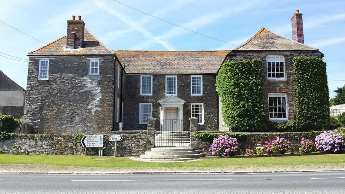 bed and breakfast st mawes